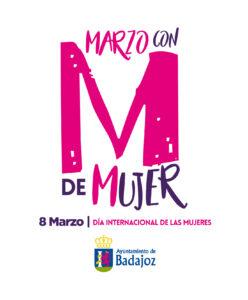 MARZO CON M DE MUJER